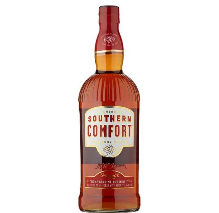 Southern Comfort 1 Litre - £20 Asda & Amazon Prime