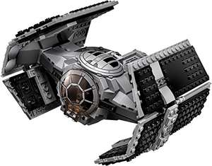 LEGO 75150 Star Wars Vader's TIE Advanced Vs A-Wing Starfighter Construction Set £52.99 @ Amazon Dispatched from and sold by Cheapest Electrical