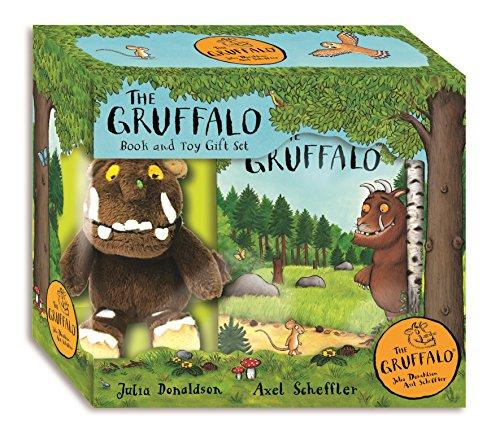 The Gruffalo: Book and Toy Gift Set 6 £6 @ amazon prime