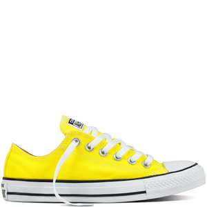 Unisex Adult Chuck Taylor All Star Fresh Colours - Yellow - £16.99 / Chuck Taylor All Star Summer Pink £16.99 (£19.99 without code) @ Converse