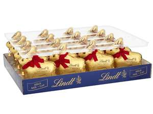 Lindt Chocolate Reindeer - 100g - Case of 16 £10 Prime £13.99 with delivery @ Amazon