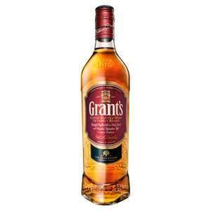 Grant's Scotch Whisky 70cl £10 @Sainsbury Online/Instore