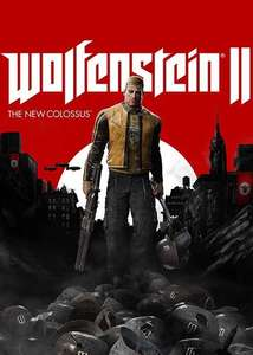 Wolfenstein 2 The New Colossus Steam Key Global PC £27.57 @ SCDKey