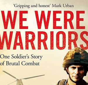 We Were Warriors - Capt Johnny Mercer. Kindle Ed. Was £18.99 now 99p @ amazon