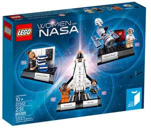 Lego Ideas Set 21312 - Women of NASA - £19.99 (£23.95 Delivered) @ Lego Store