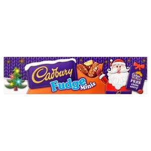 Tubes of Sweets (e.g Smarties, Fudge) 2 for £1.50 & Advent Calendars (e.g Dairy Milk) £1 @ Morrisons