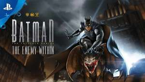 [PS4] Batman: The Enemy Within Telltale Season Pass - £14.99 - PSN Store