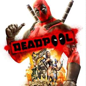 Deadpool PS4 only £4.49 w/ Plus @ PSN