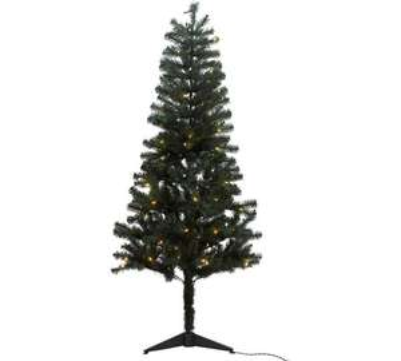 6ft Pre-lit Christmas Tree for £4.99 @ Argos