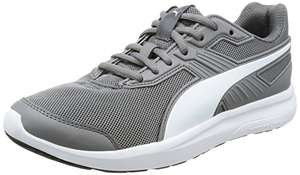 Puma Unisex Adults' Escaper Mesh Low-Top Sneakers (Grey) - was £45 Now £14 (Prime) / £quote 18.75 (Non Prime) @ Amazon
