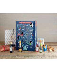 Aldi's Wine Advent Calendar 2017 Available instore from 8am today £49.99