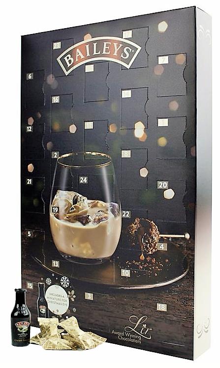 Baileys Original 5cl & Chocolate Advent Calendar £4.99 @ B&M