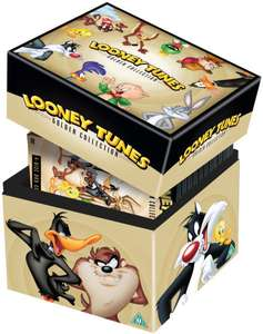 Looney Tunes: Golden Collection 24 DVD Box Set  £22 delivered at Zavvi