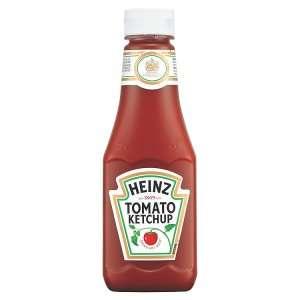 Heinz Tomato Ketchup 342g for 50p. 7 Day Deal at Iceland.