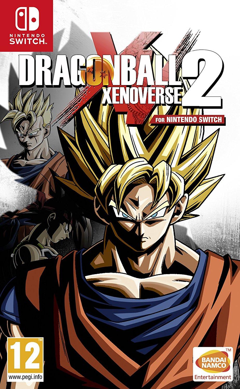 Dragonball Xenoverse 2 - Nintendo Switch £34.95 @ Gamescentre