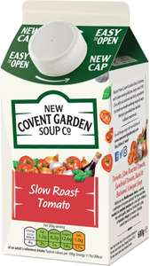 New Covent Garden Classic Chicken Soup (600g) was £2.00 now £1.00 (Rollback Deal) @ Asda