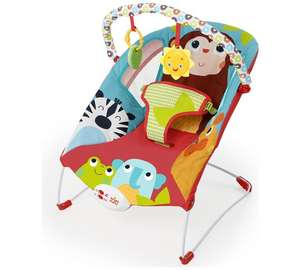Bright Starts Pack of Pals Baby Bouncer - was £44.99 now £22.99 @ Argos