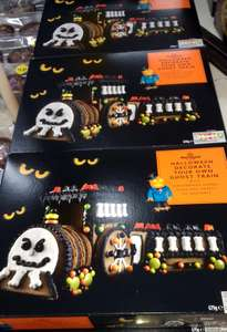 Gingerbread Ghost Train 679g Cake -  reduced to clear £2.50 @ Morrisons instore