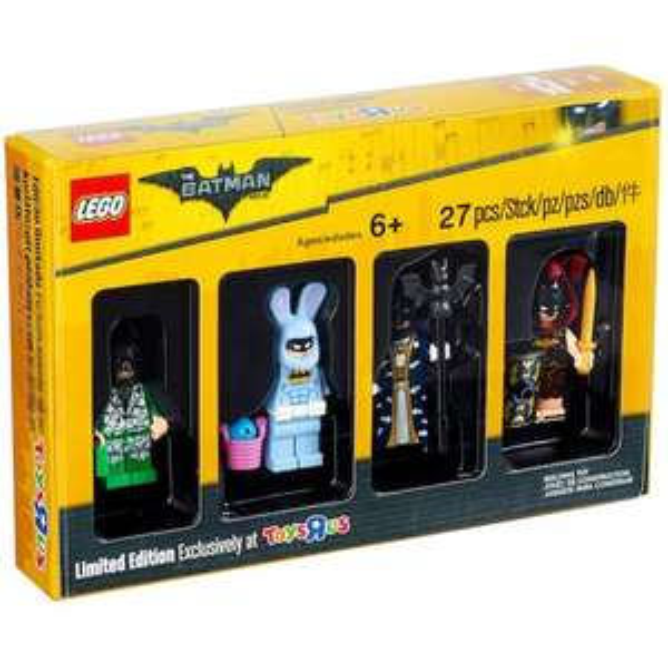 LEGO Minifigure Collection Batman Movie 4 pack - £14.99 @ Toys r Us