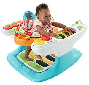 Fisher Price 4 in 1 Step 'n Play Piano £49.99 - bargainmax