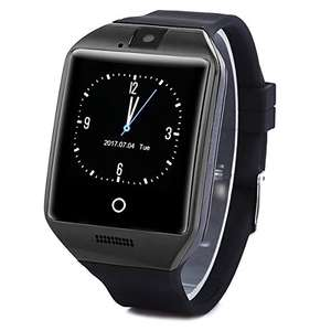 Aipker Smart Watch Android Phone Watch Curved Touch Screen Smart Watch for Android phones - £16.99 (Prime) £20.98 (Non Prime) @ Sold by Aipker-EU and Fulfilled by Amazon