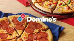 KNEAD A NIGHT IN? TAKE 30% OFF Domino's PIZZA using Wuntu app