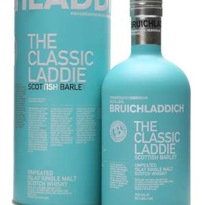 Bruichladdich The Classic Laddie Whisky £33.99 - Amazon