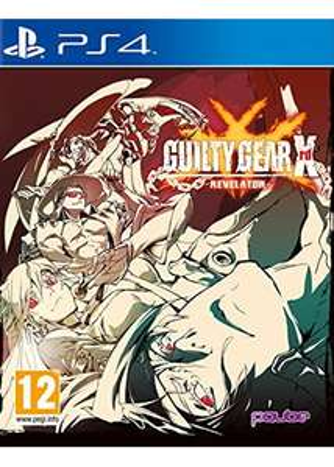 Guilty Gear Xrd -REVELATOR- (PS4) - £9.99 @ BASE