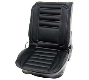 Streetwize Padded and Heated Seat Cover - Black - £19.99 @ Argos