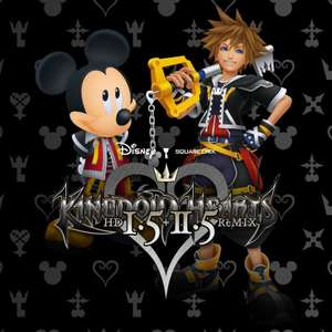 Kingdom hearts 1.5 + 2.5 remix - £23.99 (members-only price / £31.99 for non-members) @ PSN