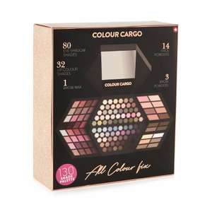 Girly Gifts - colour cargo Hex Palette 130 shade palette 40% off now £21.00 from £35.00 @ debenhams