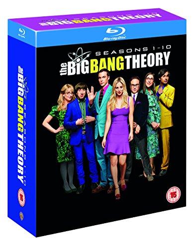 Big Bang Theory - Seasons 1-10 [Blu-ray] [2017] [Region Free] £59.99 Amazon
