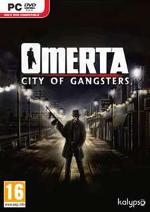 Omerta – City of Gangsters (PC) 99p Delivered @ GAME