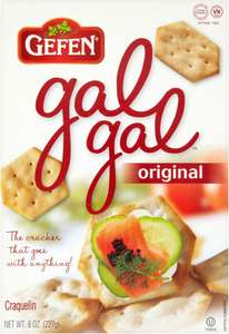 Gefen Gal Gal Craquelin ​Crackers Original (227g) was £2.34 now £1.00 @ Morrisons