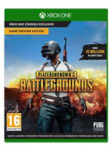Playerunknown's Battlegrounds - Game Preview Edition (Xbox One) - £22.85
