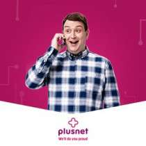 SIMO Deal - 1000 Minutes, Unlimited Texts, 3.5GB Data for £8PM (30 day contract - Includes Roam at Home) Online Exclusive @ Plusnet Mobile
