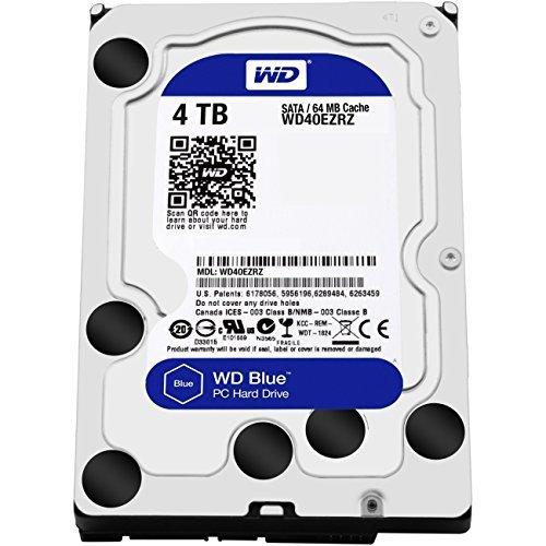 "WD Blue 3.5"" 4TB Hard Drive (5400 RPM, SATA 6Gb/s) £96.97 @ Amazon"