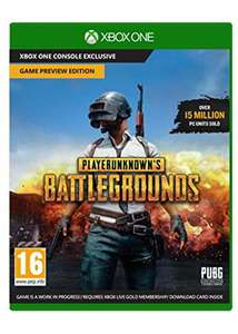 [Xbox One] Playerunknown's Battlegrounds (Game Preview Edition) - £21.85 - Base