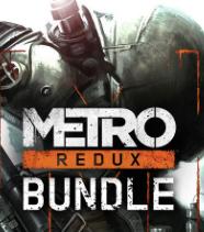 [Steam] Metro Redux Bundle - £3.99 - Fanatical (Formerly Bundlestars)