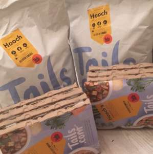 Tails.com dog food trial (£1 delivery)