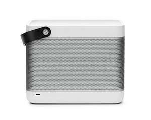 Bang & Olufsen BeoPlay Beolit 12 Airplay Portable Wireless Speaker - White - Lightning Deal valid for next 2.5 hours at Sold by Tvsandmore and Fulfilled by Amazon £169.98