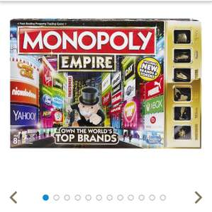 Monopoly empire @ Tesco via the entertainer £13.50 / £16.50 delivered