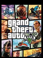 GTA V [PC] £15.00 @ GMG (using additional 25% off code valid until 03/11/17)