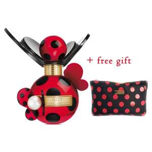 MARC JACOBS Dot EDP 50ml Spray + Free MakeUp Bag now £29 delivered and free sample @ Beauty Base