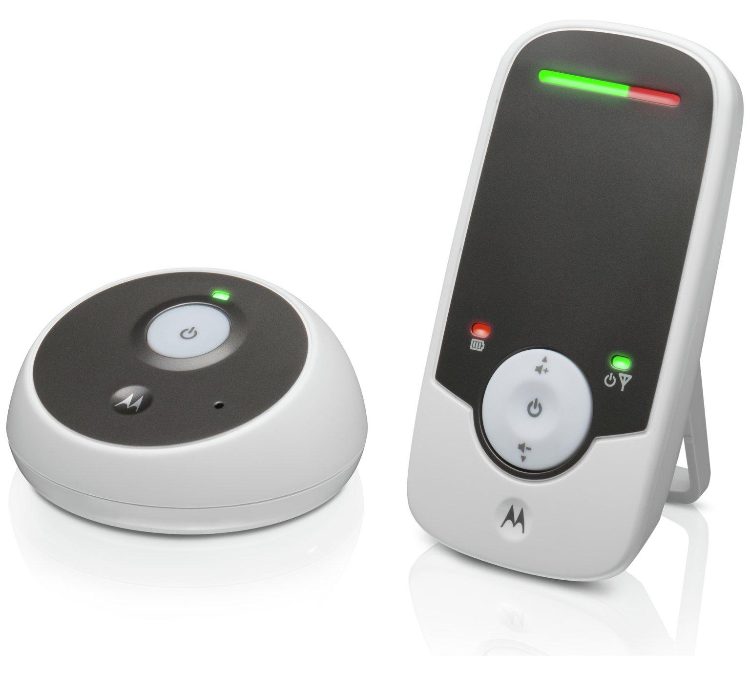 Motorola MBP 160 Audio Baby Monitor now Half price, just £19.99 @  Argos / Amazon