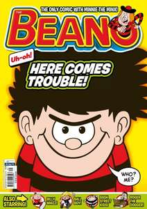 15 issues of The Beano for £15 delivered @ dc thomson