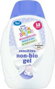 Asda Little Angels non-bio Gel 18 washes **instore** 50p