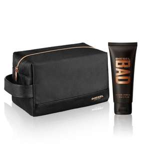 Diesel Bad 50ml plus bag and 100ml gel £36.40 @ The Fragrance Shop