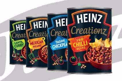 Heinz Creationz (4 varieties) rrp. £1.29 each.  5 for £3. Tesco