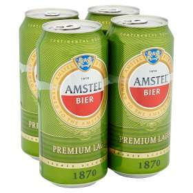 48x440ml Amstel Premium Lager for just £18 asda - 0.37p per can. via checkoutsmart
